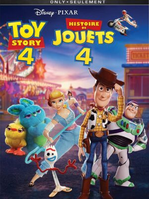 TOY STORY 4 (Bilingual)