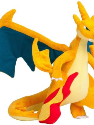 Pokémon Charizard Plush Stuffed Animal Toy - Large 12""